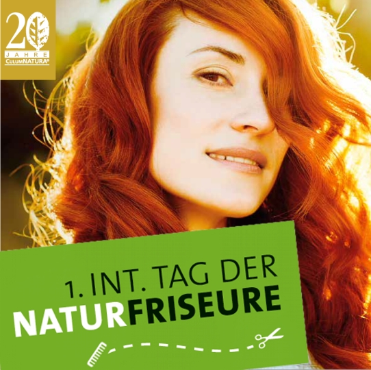 1. Internationaler Tag der Naturfriseure